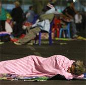 Thời tiết lạnh bất thường ở Thái Lan, 63 người thiệt mạng
