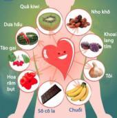 9 thực phẩm giúp giảm huyết áp