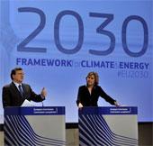 EU giảm 40% lượng khí thải gây hiệu ứng nhà kính vào năm 2030