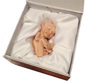 Làm tượng bào thai bằng máy in 3D