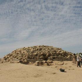 Kim tự tháp cổ hơn Giza