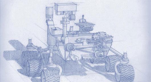 Nga đề xuất công cụ tìm nước trên sao Hỏa