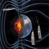 Bộ ba vệ tinh Swarm đã vào vị trí