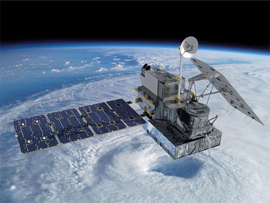 Chuẩn bị phóng vệ tinh đo lượng mưa toàn cầu GPM