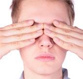 Thính giác được cải thiện nếu tạm thời mất thị giác