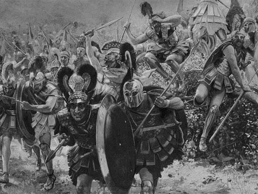 Cuộc viễn chinh xứ Theraso