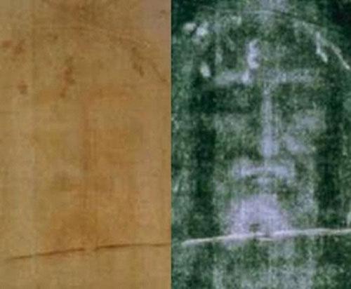 Giả thuyết mới về vải liệm Turin