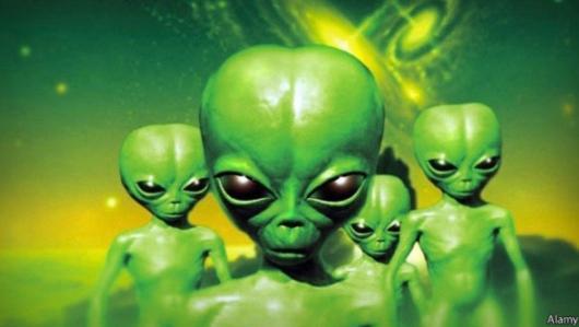 Trái đất sẽ ra sao nếu người ngoài hành tinh tồn tại