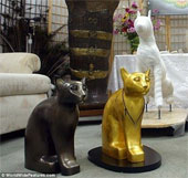 Tìm hiểu cách ướp xác thú cưng theo kiểu Ai Cập cổ đại