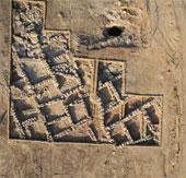 Dấu vết ngôi làng 2.300 năm tuổi