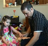 Bé gái 3 tuổi có chỉ số IQ ngang với Albert Einstein