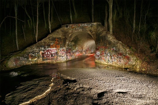Đường hầm Sensabaugh
