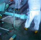 100 tấn nước nhiễm phóng xạ bị rò rỉ tại Fukushima