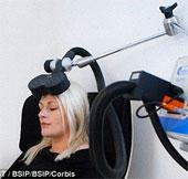 Mỹ thử nghiệm sốc điện với não binh lính
