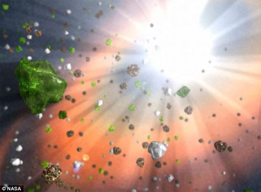 Nhân loại đang sống trong... lỗ đen vũ trụ?