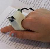Ngón tay biết đọc sách