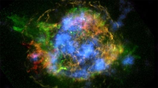 Kính thiên văn NuSTAR giúp giải mã vụ nổ siêu tân tinh