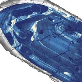 Phát hiện mới về sự hình thành của lớp vỏ Trái Đất