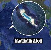 """Đảo trên Thái Bình Dương """"hồi sinh"""" sau 100 năm biến mất"""
