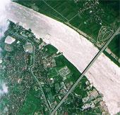 Việt Nam xử lý thành công ảnh vệ tinh viễn thám