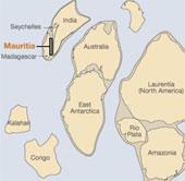Tìm thấy mảnh lục địa cổ đại bị mất tích