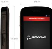 Boeing chế tạo điện thoại tự hủy