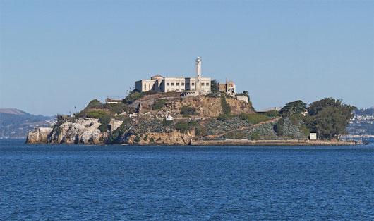 Đảo Alcatraz – Hoa Kỳ