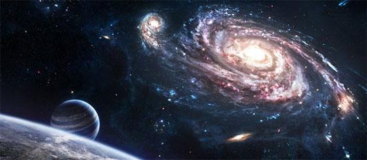 Hình dạng của các ngân hà tuỳ thuộc vào tốc độ quay