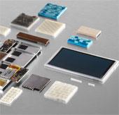 Điện thoại tự ráp như Lego