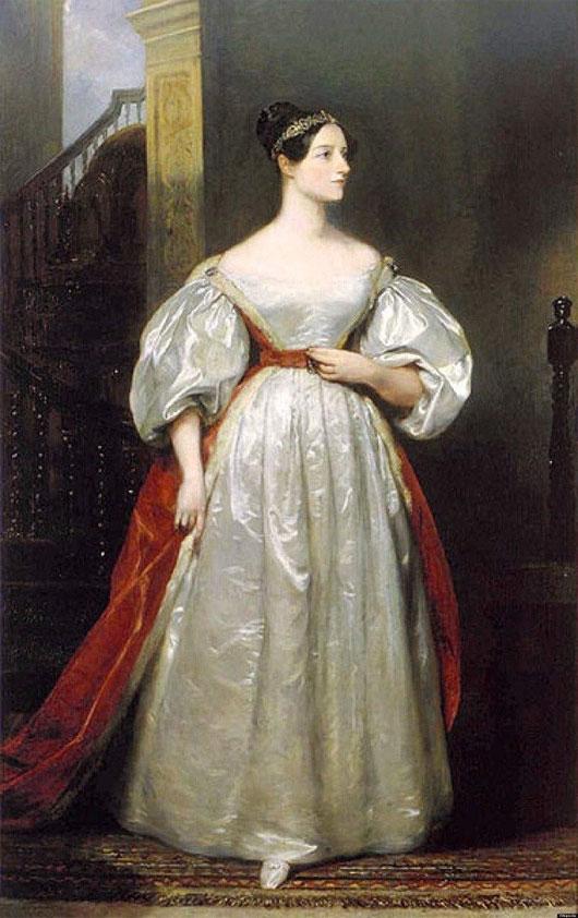 Ada King - nữ lập trình viên đầu tiên của nhân loại