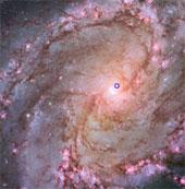 Phát hiện hố đen mới với hỏa lực cực mạnh