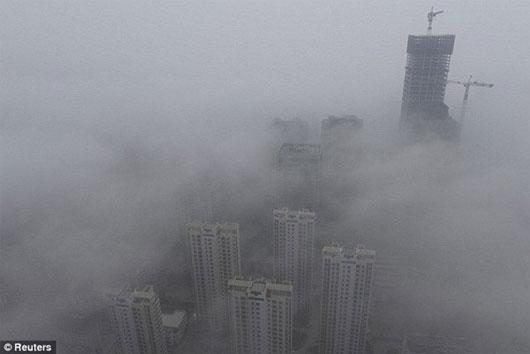 Trung Quốc xây dựng phòng nghiên cứu khói bụi lớn nhất thế giới