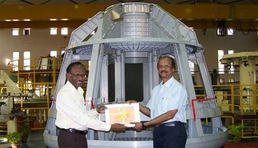 Ấn Độ sẽ đưa người lên vũ trụ