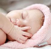 Máy ru ngủ có thể gây tác hại đối với trẻ sơ sinh