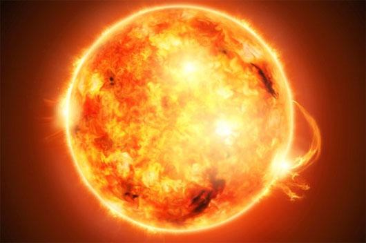 Điểm cận nhật nhất trong Hệ Mặt trời