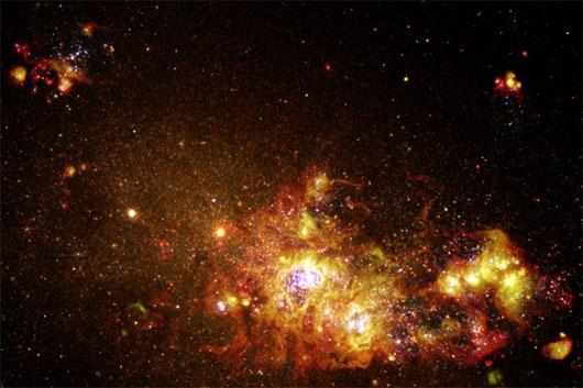 Bức tường thiên hà Sloan