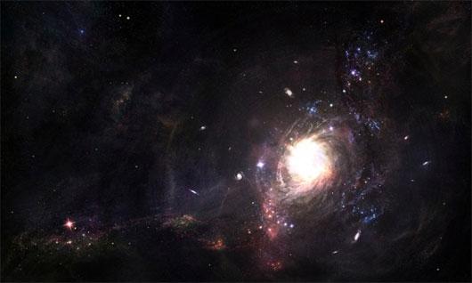 Thiên hà siêu nhỏ