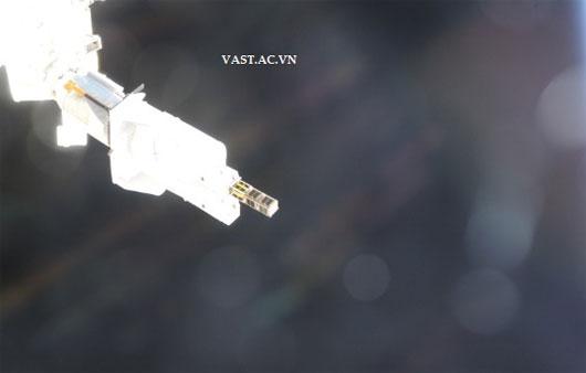 Vệ tinh siêu nhỏ Việt Nam hoàn thành nhiệm vụ