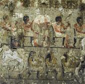 Phát hiện một ngôi mộ của quan lại triều đại Tutankhamun