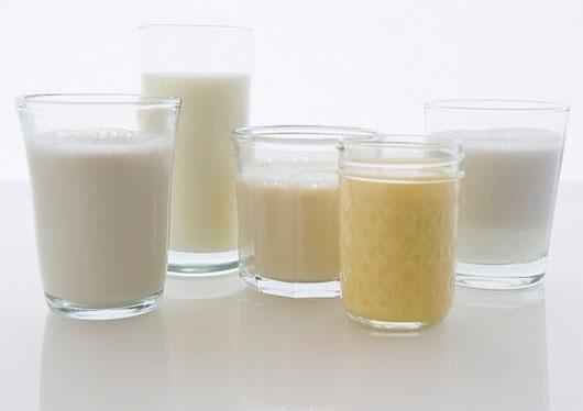 Nên chọn sữa theo nhu cầu dinh dưỡng