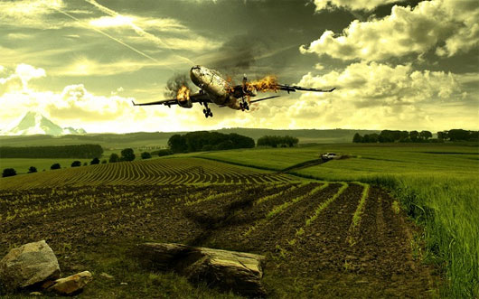 Các kịch bản hạ cánh khẩn cấp khi máy bay gặp nạn