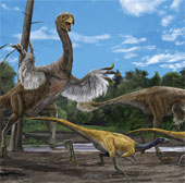 Liên hệ giữa sự tuyệt chủng của khủng long và mưa axít