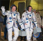 Đội bay Nga - Mỹ trên ISS trở về Trái đất an toàn