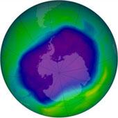 Phát hiện 4 khí nhân tạo mới gây thủng tầng ozone