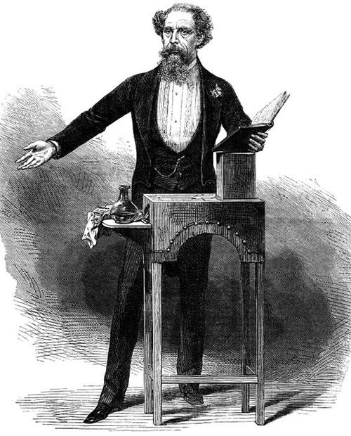 Tiểu thuyết gia Charles Dickens
