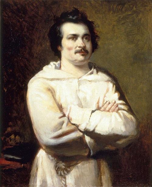 Nhà văn Honore de Balzac - uống 50 cốc cà phê mỗi ngày