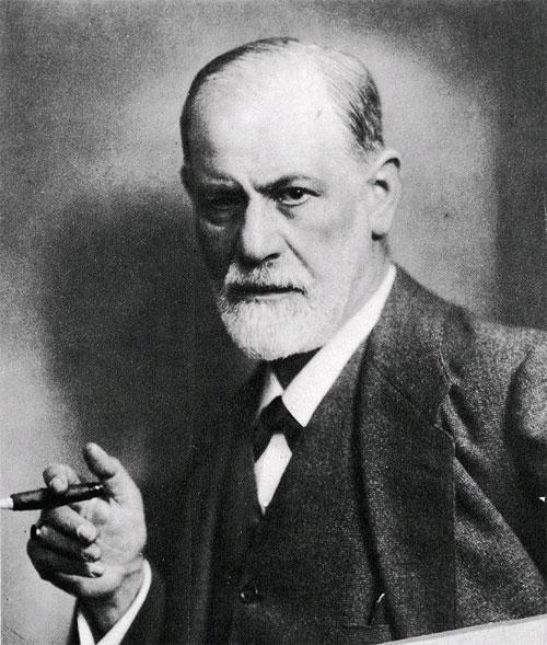 """Bác sĩ Sigmund Freud - kết bạn với """"nàng tiên nâu"""""""