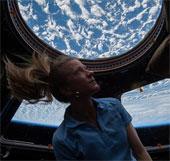 Hình ảnh trái đất tuyệt đẹp nhìn từ trạm không gian