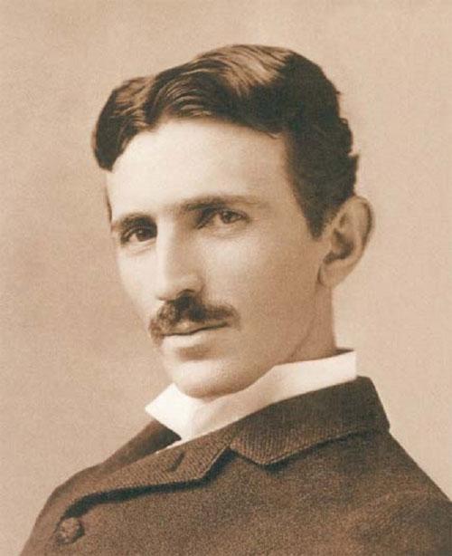 Nhà phát minh Nikola Tesla