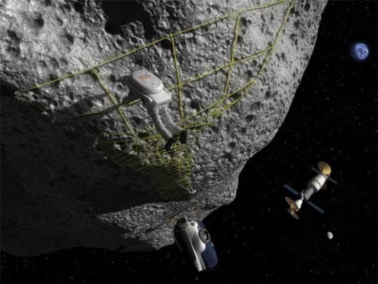 """NASA mở cuộc thi """"săn"""" tiểu hành tinh"""